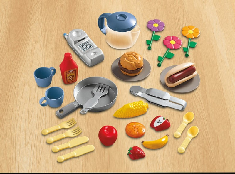 little tikes kitchen accessories inside outside cook n grill kitchen mawjod 7134