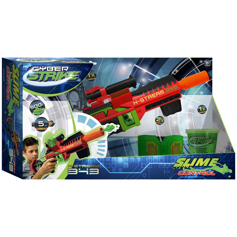 Slime Gun Control X Stream Mawjod